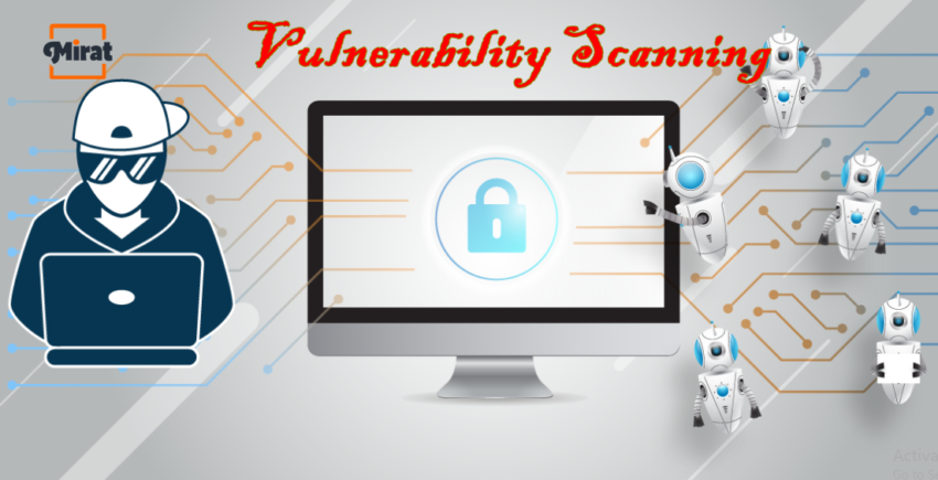 How is vulnerability scanning performed?